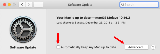How to Disable Automatic Updating of macOS | Larry Jordan