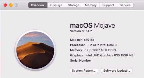 compressor 3.5 serial number mac