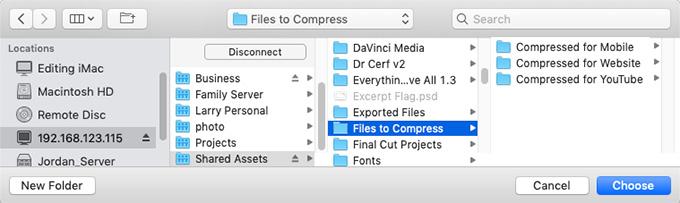 Adobe Media Encoder: Set Up Local or Network Watch Folders for Media