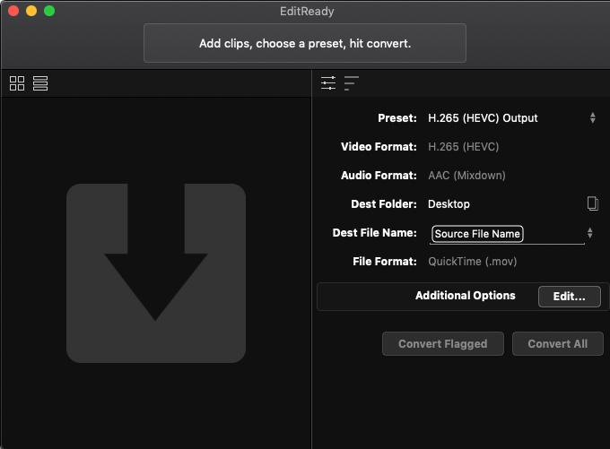 Buy Divergent media EditReady