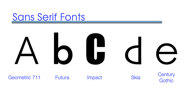 Pick Fonts for Emotion and Power | Larry Jordan