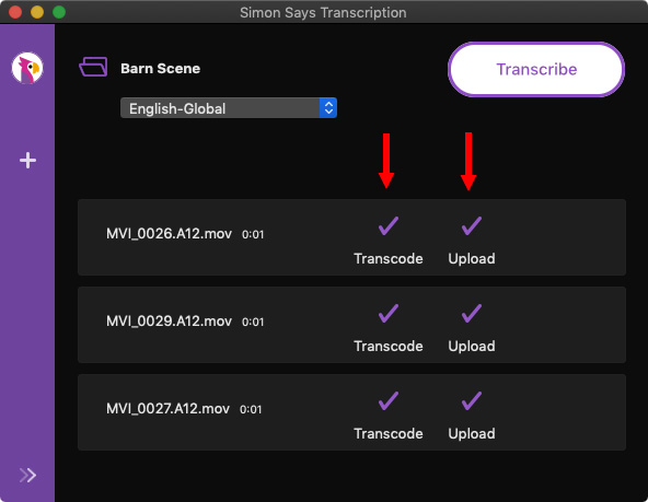 Product Review: Simon Says Transcription Extension for Apple