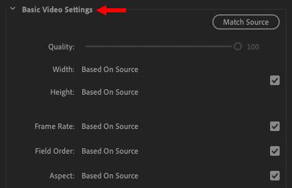 Create ProRes Settings in Adobe Media Encoder | Larry Jordan