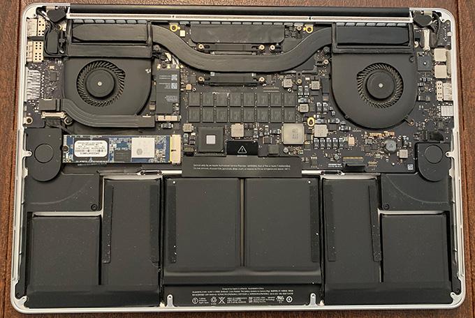 Product Review: OWC Aura Pro X2 SSD Upgrade Kit | Larry Jordan