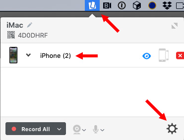 Reflector 3: Stream an iPhone Screen to Your Computer