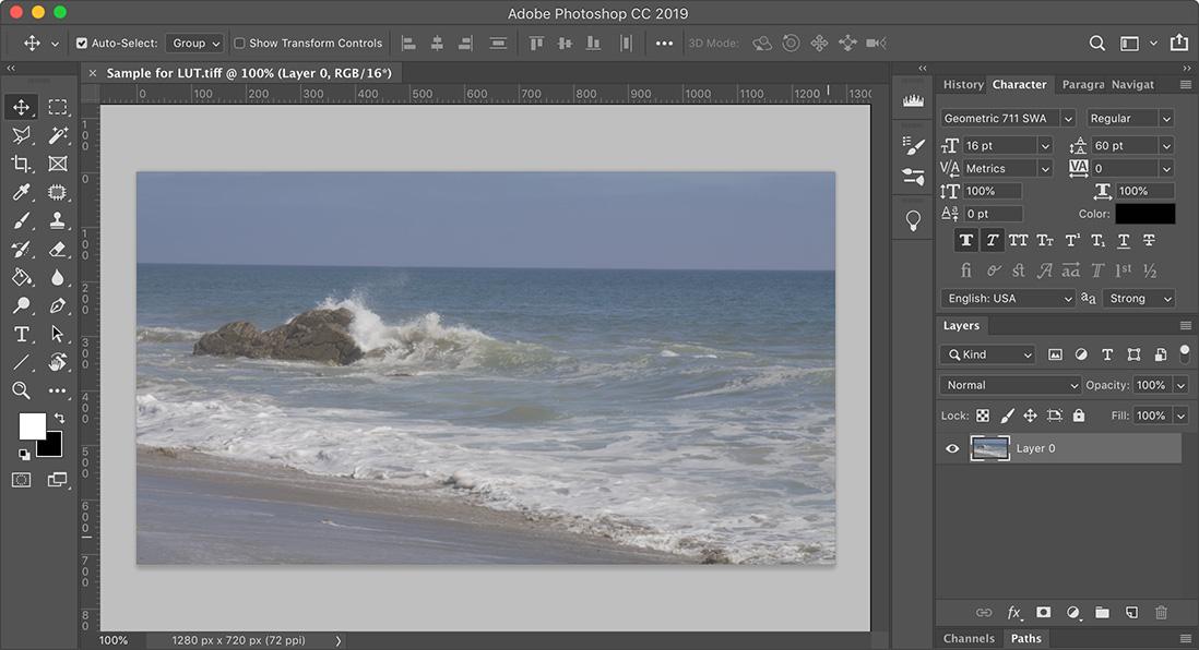 Create Custom LUTs for Apple Final Cut Pro X Using Photoshop