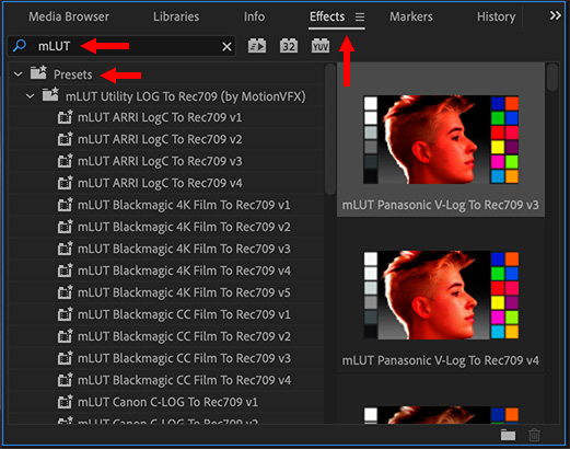 Product Review: mLUT from MotionVFX for FCP X, Premiere and